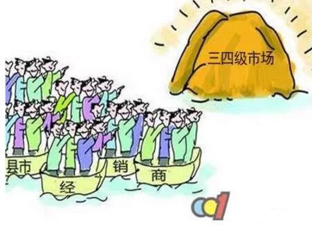 微商竞争加剧增长困难,资本重组才能赢在转折点 第2张