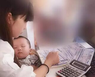 带两个娃以摆摊为生的宝妈,花红雪莲贴给她带来了健康与事业 第1张