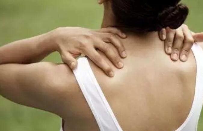 颈椎病的10个级别的症状